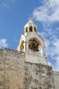 Bethlehem. Church of the Nativity Royalty Free Stock Photo