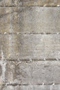 Beton wall as texture from a construction site Stock Images