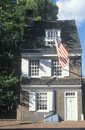 Betsy Ross House Stock Image