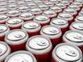 Beverage in can Stock Photo