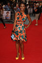 Beverley knight arrives for the diana world premiere at the odeon leicester square london picture by steve vas featureflash Royalty Free Stock Images