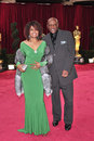 Beverly Todd, Louis Gossett Jr,  Royalty Free Stock Photography