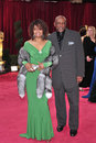 Beverly Todd, Louis Gossett Jr, Stock Photo