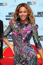 Beyonce beyonce knowles arriving at the bet awards at the shrine auditorium in los angeles ca on june Royalty Free Stock Images