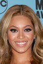 Beyonce knowles american music awards nokia theater los angeles ca november Royalty Free Stock Image