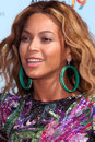 Beyonce knowles arriving at the bet awards at the shrine auditorium in los angeles ca on june Stock Photos