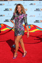 Beyonce knowles arriving at the bet awards at the shrine auditorium in los angeles ca on june Stock Images