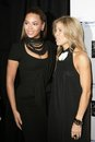 Beyonce Knowles, Sheryl Crow Stock Photos