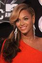Beyonce mtv video music awards arrivals nokia theatre la live los angeles ca Royalty Free Stock Photo