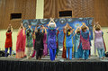 Bhangra dance Royalty Free Stock Photo