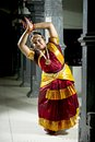 Bharatanatyam is a classical indian dance form originating in the south indian state of tamil nadu this dance form denotes various Stock Images