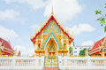 Bhudda church Stock Photos