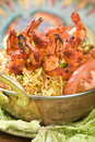 Bhuna Prawn, Bhoona Prawn. Royalty Free Stock Photography