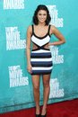 Bianca Van Damme at the 2012 MTV Movie Awards Arrivals, Gibson Amphitheater, Universal City, CA 06-03-12 Stock Images