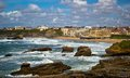Biarritz, France Royalty Free Stock Photo