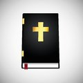 Bible icon vector illustration Stock Photos