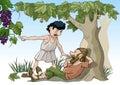 Biblical parable Royalty Free Stock Photo