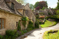 Bibury Royalty Free Stock Photo