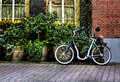Bicycle amsterdam holland Royalty Free Stock Photos