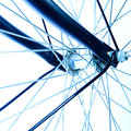 Bicycle detail Royalty Free Stock Photo
