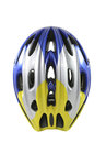 Bicycle helmet isolated Royalty Free Stock Photo