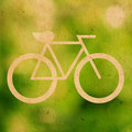 Bicycle logo Stock Photos