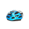 Bicycle mountain bike safety helmet isolated Royalty Free Stock Photo