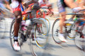 Royalty Free Stock Image Bicycle Road Race