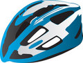 Bicycle safety helmet Royalty Free Stock Image