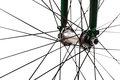 Bicycle spokes Royalty Free Stock Photo