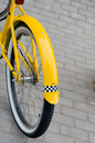 Bicycle-taxi Stock Photography