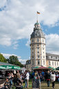 Bierborse in Karlsruhe 2012, Germany Royalty Free Stock Photo