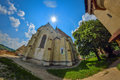 Biertan romania july biertan fortified church romania on july Royalty Free Stock Photos