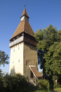 Biertan Watchtower Royalty Free Stock Image