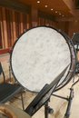 Big bass drum Royalty Free Stock Photo
