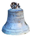 Big bell Royalty Free Stock Images