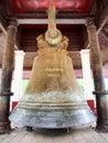 Big bell of Mingun, Myanmar Royalty Free Stock Photo