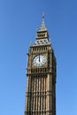 Big ben Royaltyfri Bild
