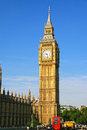 The big ben Royalty Free Stock Images