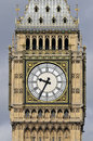 Big Ben clock face Royalty Free Stock Photos