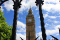 Big ben clock tower london photo of Royalty Free Stock Images