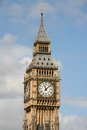 Big ben the clocktower of parliament is one of the best known symbols of london Stock Images