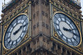 Big Ben Close-up Royalty Free Stock Image