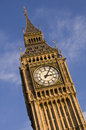 Big Ben close up Royalty Free Stock Photo