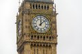 The big ben houses of parliament london uk Royalty Free Stock Photography