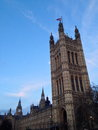 Big ben and houses of parliament in london uk Royalty Free Stock Photos