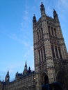 Big ben and houses of parliament in london uk Stock Photography