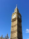 Big ben and houses of parliament in london uk are the most well known symbols Stock Photo