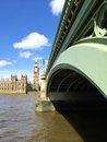 Big ben and houses of parliament in london uk are the most well known symbols Royalty Free Stock Photos