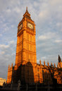 Big Ben in London Stockbild